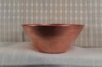 Spun Copper Classic Vessel  - Product Image
