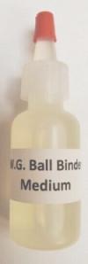 W.G. Ball Painting Medium  - Product Image